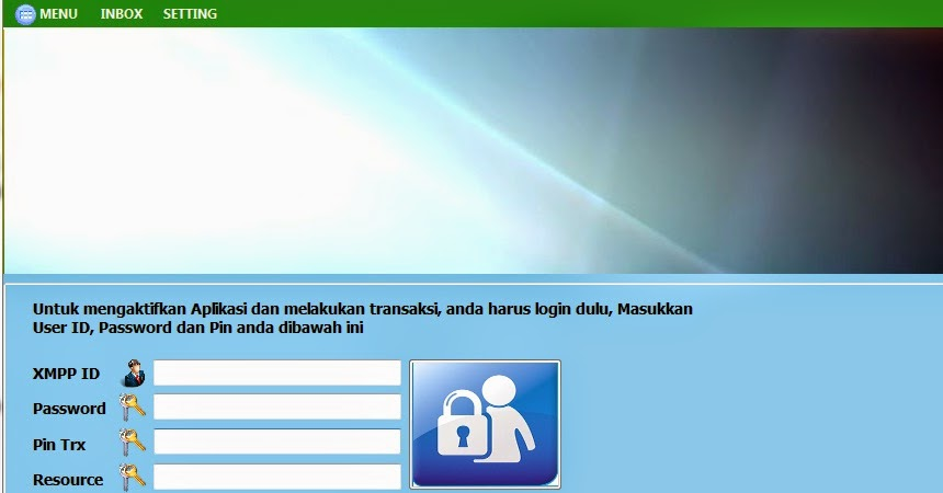 Gambar Tampilan Aplikasi Pulsa dan PPOB