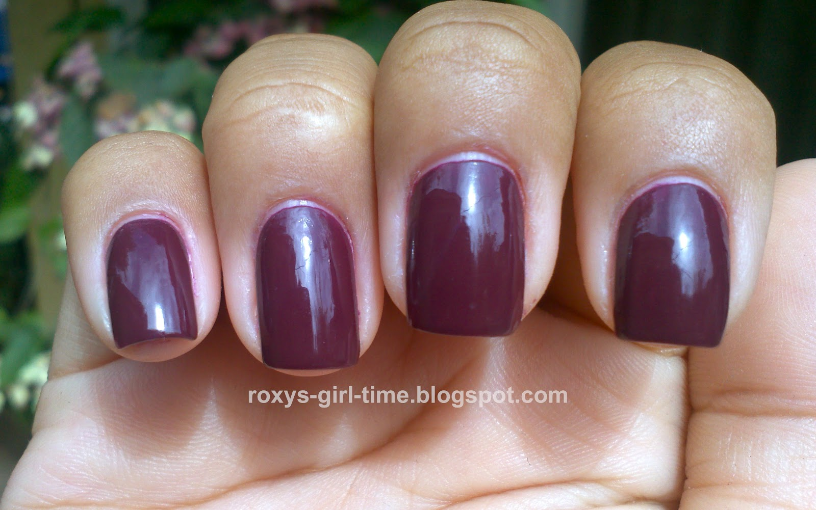 Roxy's Girl Time: NOTD: Chanel Provocation Swatches {FNO ...