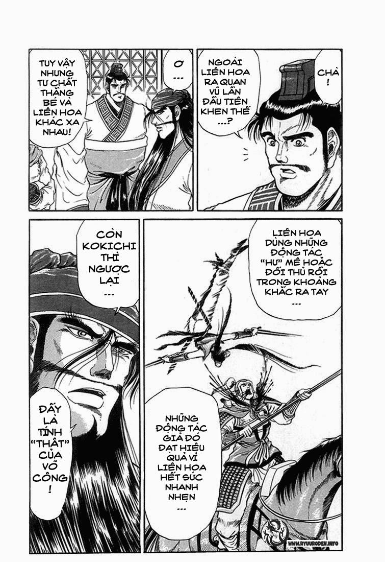 Chú Bé Rồng - Ryuuroden chap 4 - Trang 16