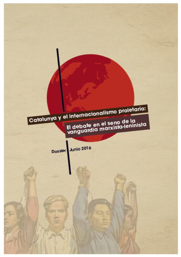 Catalunya y el internacionalismo proletario