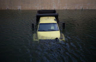 Foto Topan Sandy