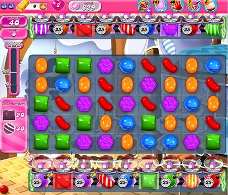 Candy Crush Saga 829