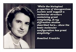 Google Doodle Rosalind Franklin Tokoh Biofisika DNA