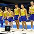 Estágio de treinamento da seleção masculina - Intercâmbio com Japão