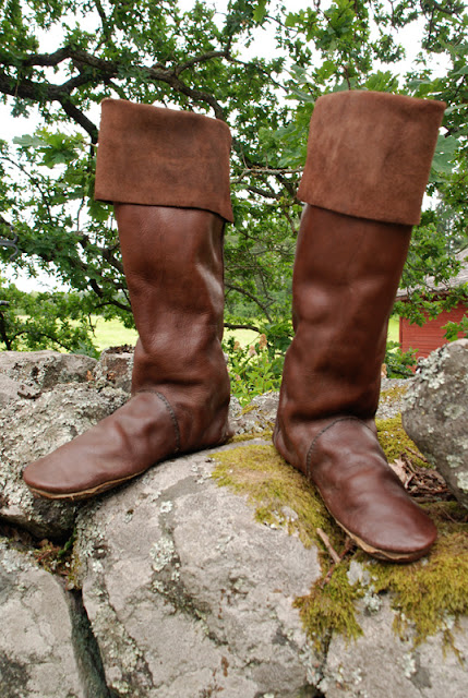 Medieval Boots How To7