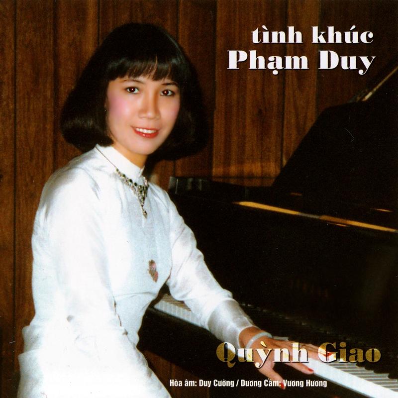 Quỳnh Giao CD – Tình Khúc Phạm Duy (NRG)