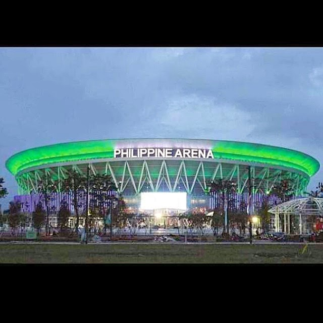 Philippine Arena and Ciudad De Victoria Inaugration