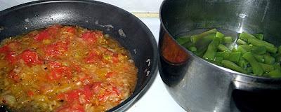Boraniju očistiti, iseckati i kuvati sa malo soli desetak minuta. Ocediti od vode