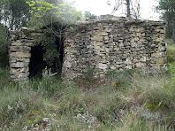 Barraca de vinya del Camí del Pla del Molí