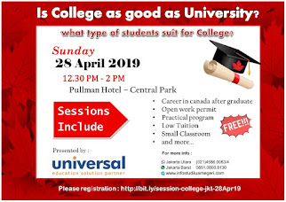 Info Session: College Vs University