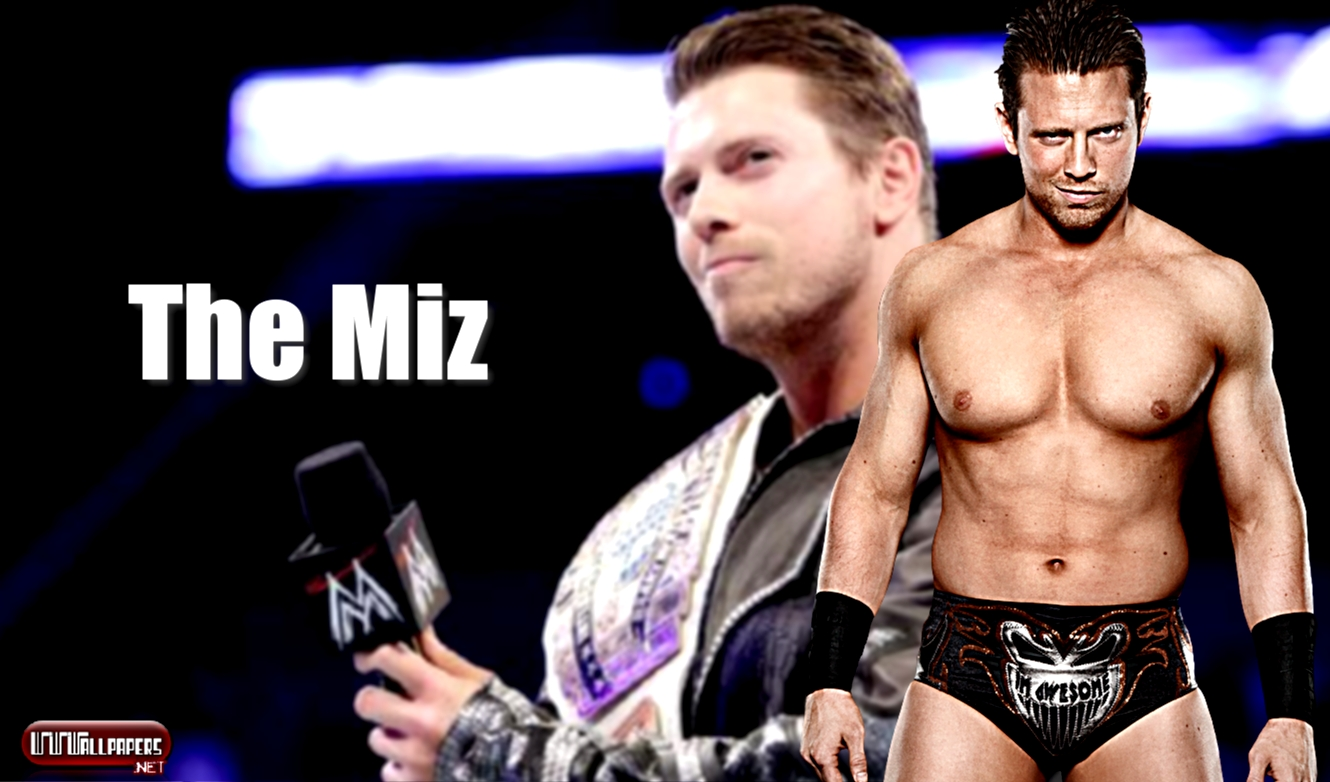 The Miz 2012 Wallpaper