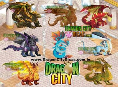 Novos Dragões