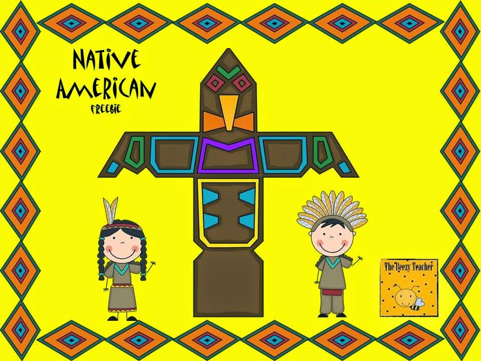 http://www.teacherspayteachers.com/Product/Native-American-Freebie-412736