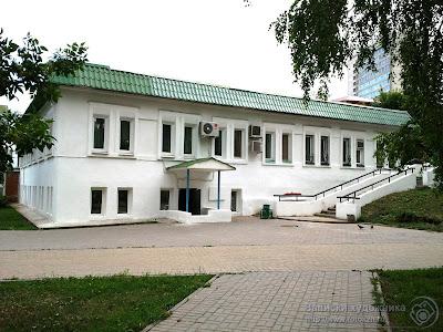 Казанский парк Черное озеро, Управление горводзеленхоза