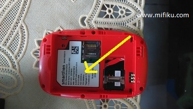 Password Standar WiFi Andromax M2Y