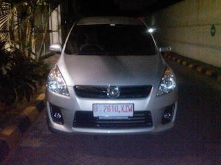 Pengiriman Mazda XVI Provit Jakarta ke Sampit
