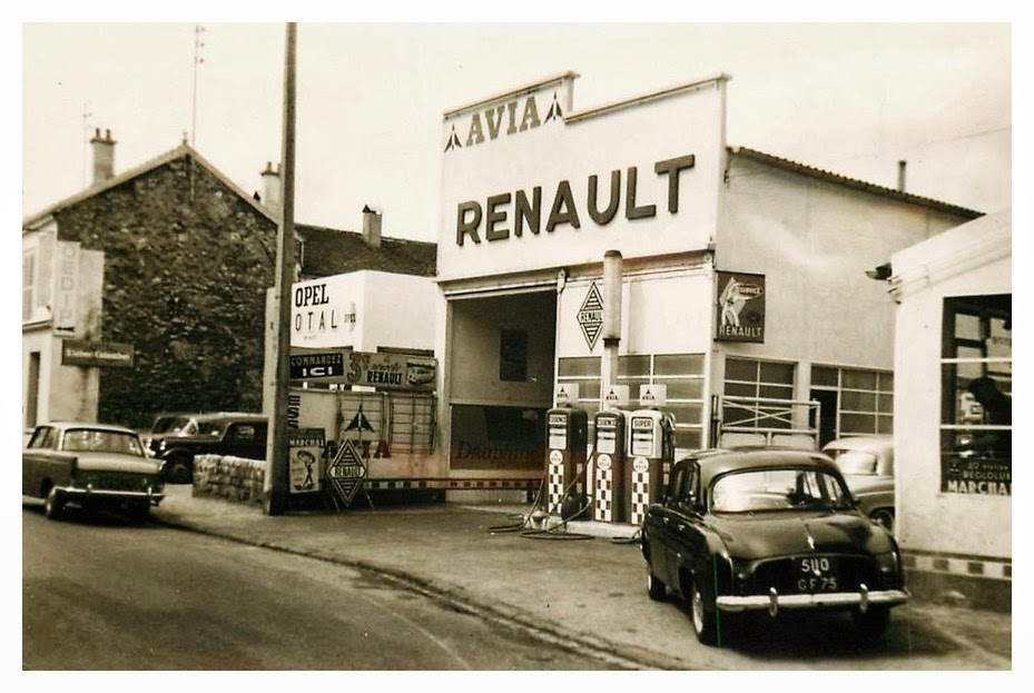 L 39 univers du garage et de la station service garage renault for Renault service garage