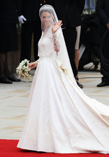 Bride tasmania blog catherine middleton 39 s 39 grace kelly for Full body wedding dress