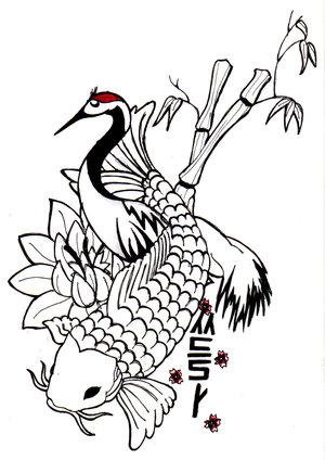 Japanese Origami Crane Symbolism