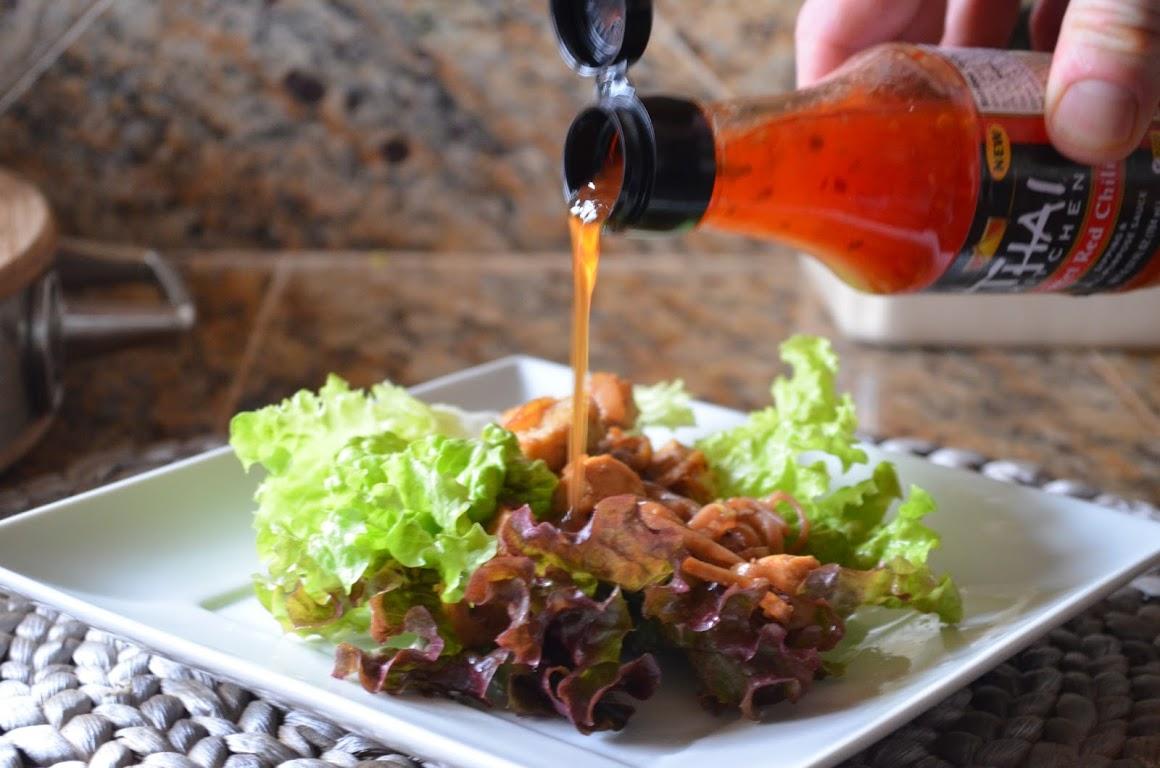 ... chicken stir fry lettuce wraps stir fried chicken in lettuce cups