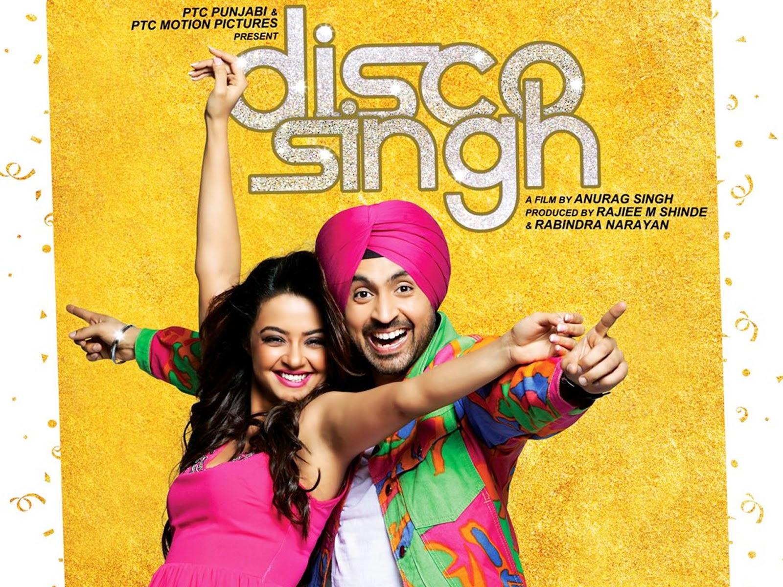 DiscoSingh (2014) Watch Online full punjabi Movie