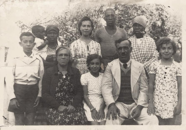 Gente de Moçâmedes em 1940