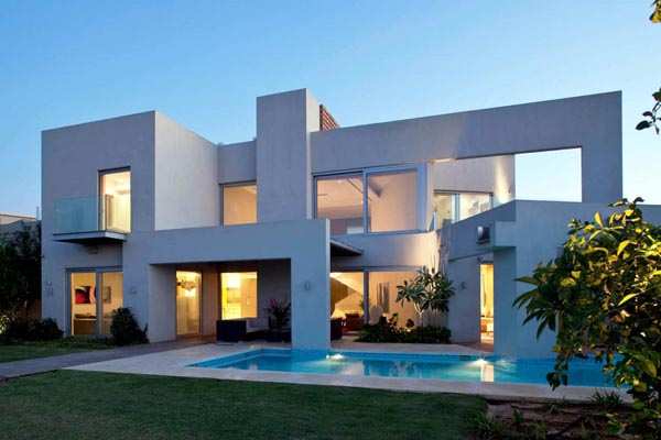 Beautiful Modern Homes Exterior Designs Ideas.