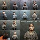Monstruo de Frankenstein Busto 1/10 J.D.M.L.