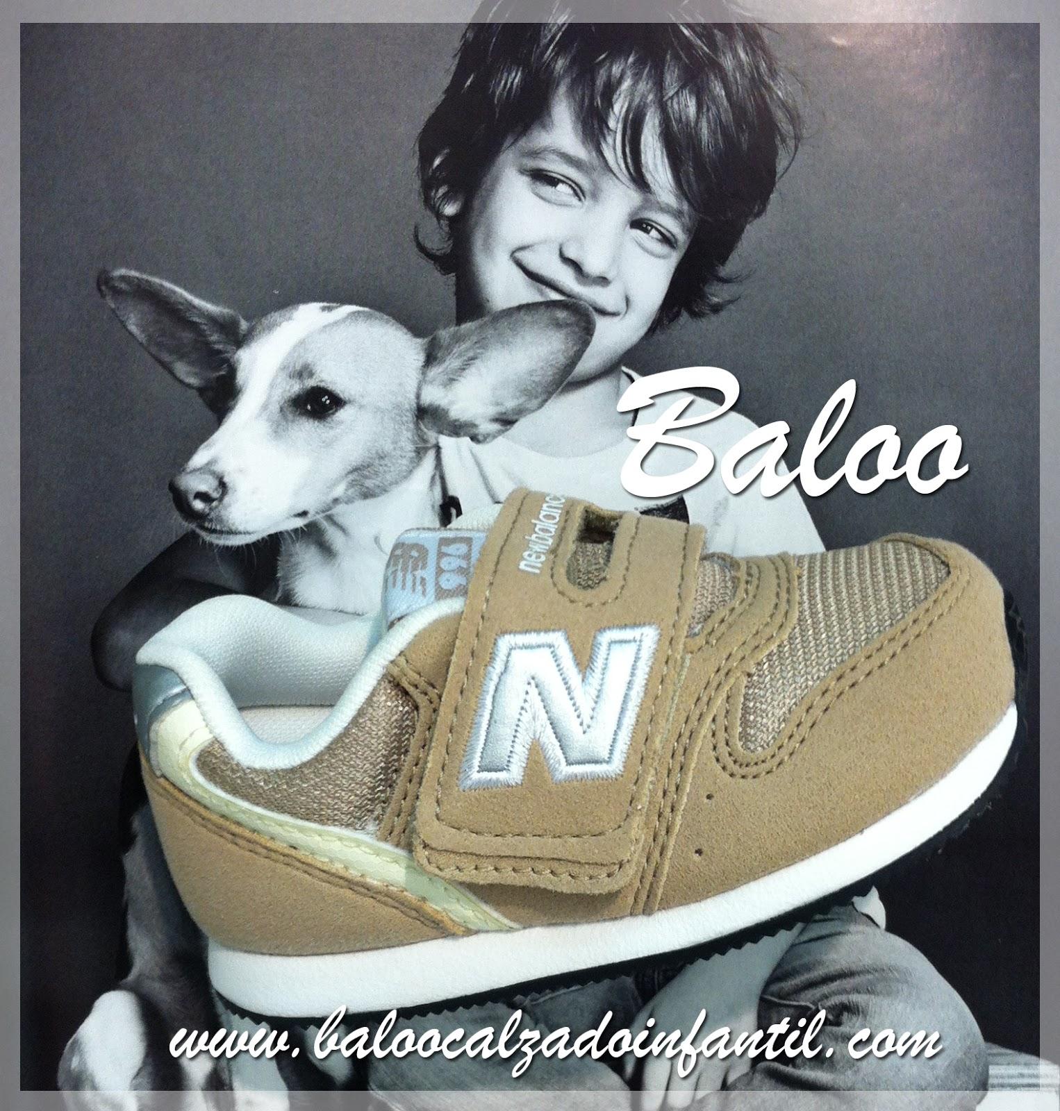new balance niños 22