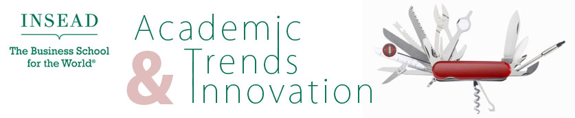 Academic Trends &amp; Innovations