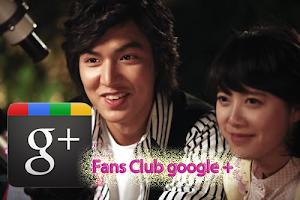 Club fans google +