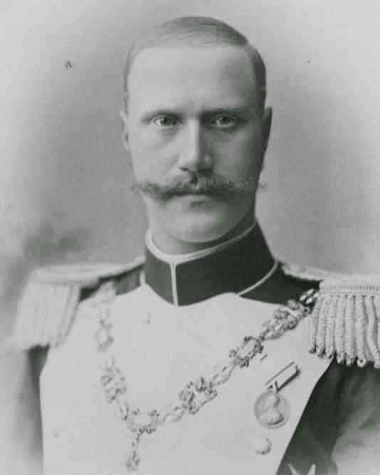 Prince Alfons de Bavière 1862-1933-Wittelsbach