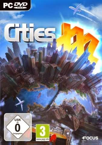 Cities XXL (2015) Worldfree4u - Free Download PC Game