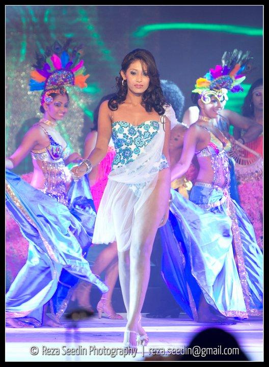 Miss Bikini Sri Lankan 2011