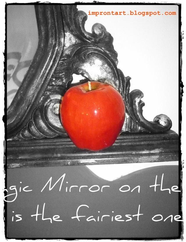 Improntart specchio specchio delle mie brame chi la - Specchio di biancaneve ...
