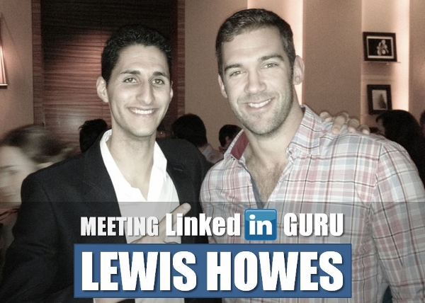 meeting linkedin guru lewis howes