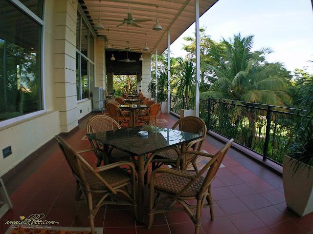 Breakfast di Cafe Lavista Hotel Bangi-Putrajaya