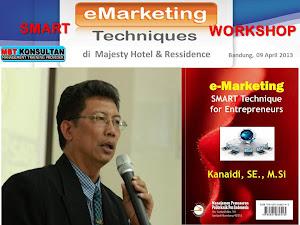 "Pembicara Workshop ""e-MARKETING"""