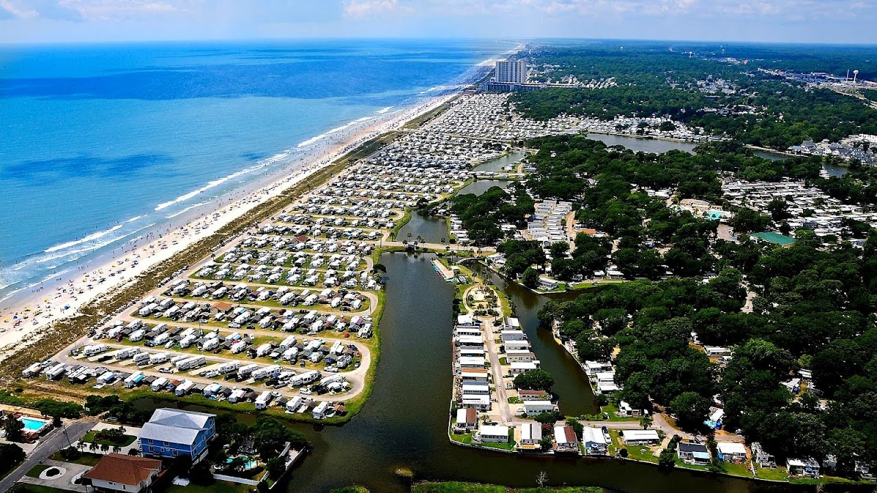 Pirate Land Campground Myrtle Beach