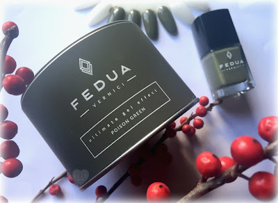 Smalto nailpolish Fedua