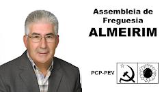 ELEITO DA CDU NA ASSEMBLEIA DE FREGUESIA DE ALMEIRIM