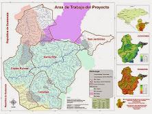 Mapas Zonas Hídricas