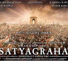 Satyagraha Cast and Crew