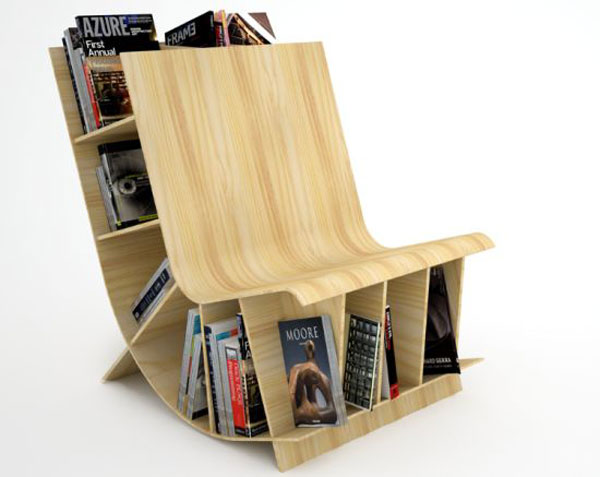 15 Cool And Unusual Storage Furniture