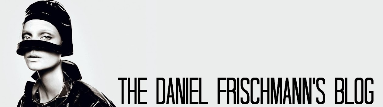 The Daniel Frischmann's Blog
