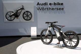 sepeda canggih dari audi