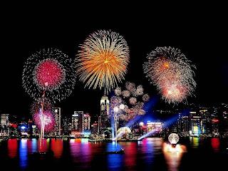 Inilah 10 Kerusakan Dalam Perayaan Tahun Baru Masehi