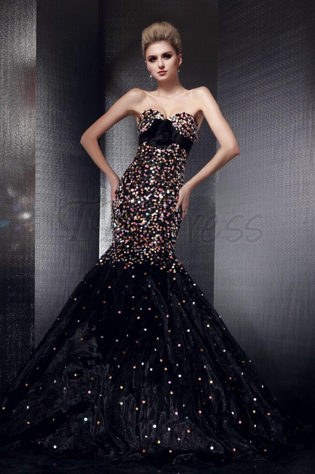 Les plus belles robes de soiree sirene