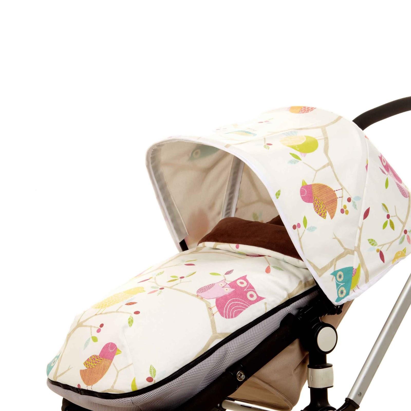 Fundas y sacos sillitas de paseo saco bugaboo donkey ideal mellizos - Sacos para sillas de paseo bugaboo ...