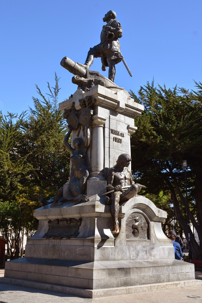Punta Arenas Chile victory